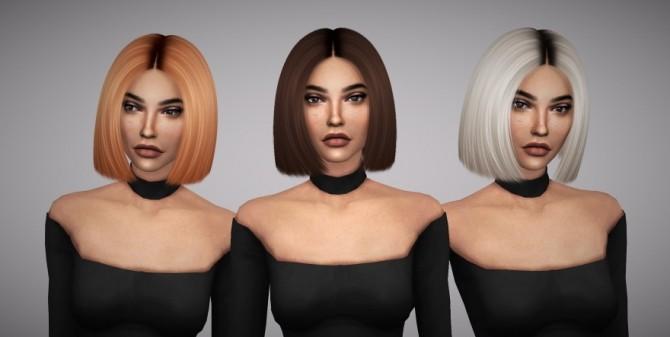 Nightcrawler Tyra retexture at Aveline Sims image 24111 670x337 Sims 4 Updates