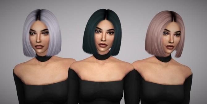 Nightcrawler Tyra retexture at Aveline Sims image 2425 670x337 Sims 4 Updates