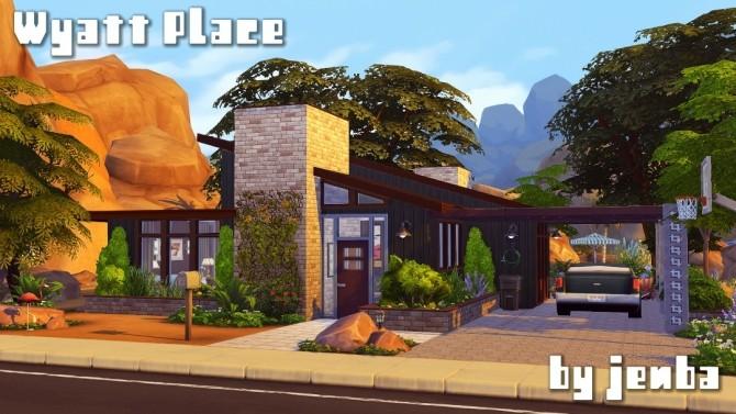 Wyatt Place at Jenba Sims image 2453 670x377 Sims 4 Updates