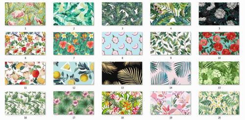 Tropical Table Clothes at Viikiita Stuff image 25111 Sims 4 Updates
