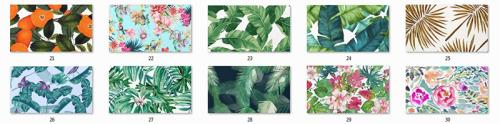 Tropical Table Clothes at Viikiita Stuff image 2522 Sims 4 Updates