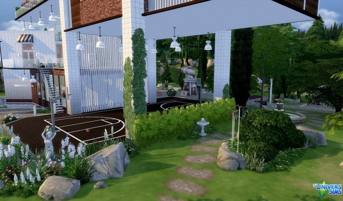 Dream Games Home by Vanderetro at L'UniverSims image 3151 670x394 Sims 4 Updates