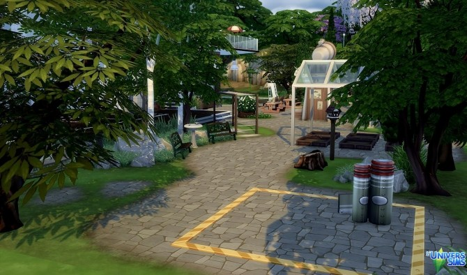 Dream Games Home by Vanderetro at L'UniverSims image 3161 670x394 Sims 4 Updates