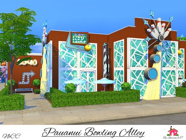 Pauanui Bowling Alley by sharon337 at TSR image 322 Sims 4 Updates