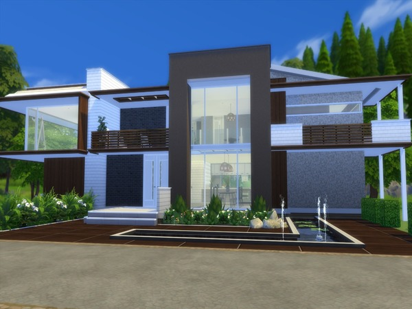 Sims 4 Aviana home by Suzz86 at TSR