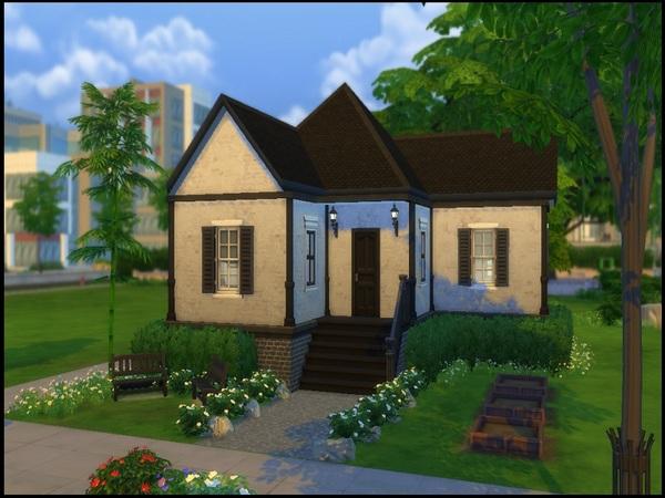 Cozy Dream House Fatouma Tsr Sims Updates