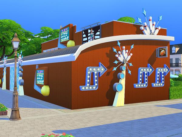 Pauanui Bowling Alley by sharon337 at TSR image 332 Sims 4 Updates
