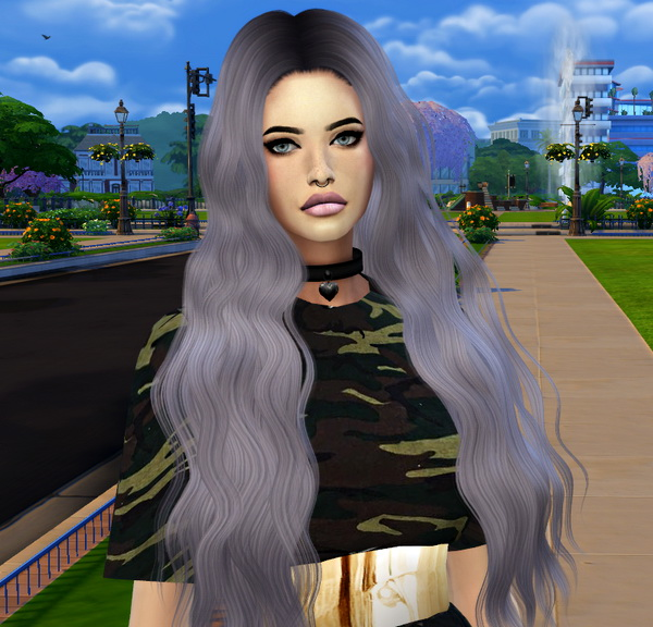 Sims 4 Jill at Angissi