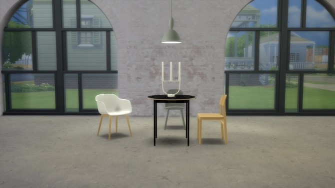 Sims 4 Candelabras (free + pay) at Meinkatz Creations