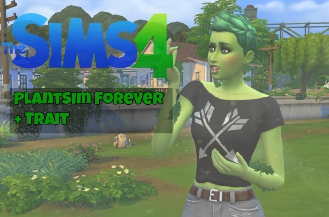 PlantSim no cooldown + Trait by Simonch8 at Mod The Sims image 339 670x441 Sims 4 Updates