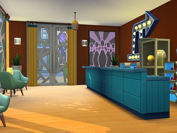 Pauanui Bowling Alley by sharon337 at TSR image 342 Sims 4 Updates