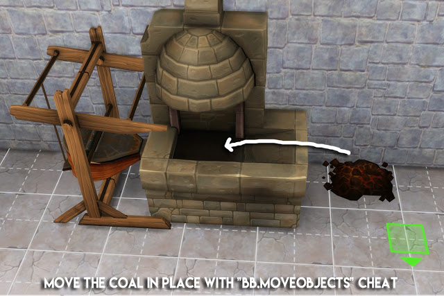 Blacksmith Set at Historical Sims Life image 3471 Sims 4 Updates