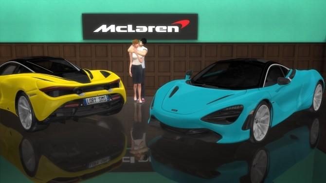 McLaren 720S at LorySims image 3571 670x377 Sims 4 Updates
