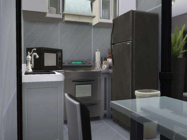 Sims 4 Cozy Dream house by Fatouma at TSR
