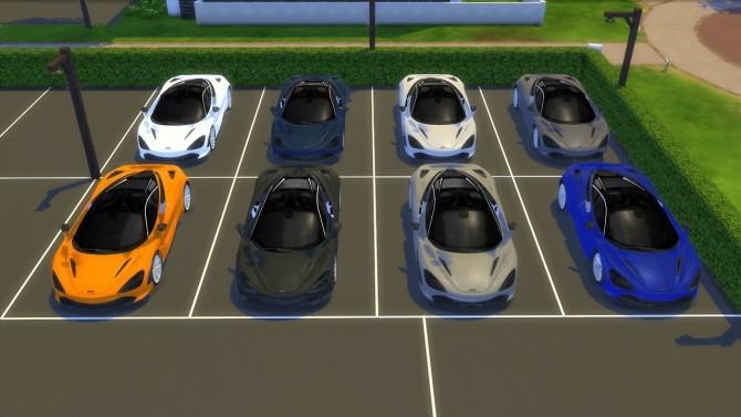 McLaren 720S at LorySims image 3621 670x377 Sims 4 Updates