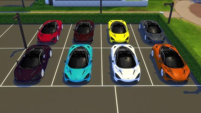 McLaren 720S at LorySims image 3631 670x377 Sims 4 Updates