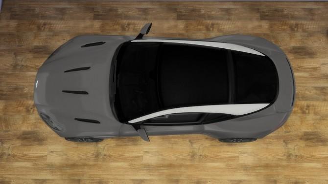 Sims 4 Aston Martin DB11 at LorySims