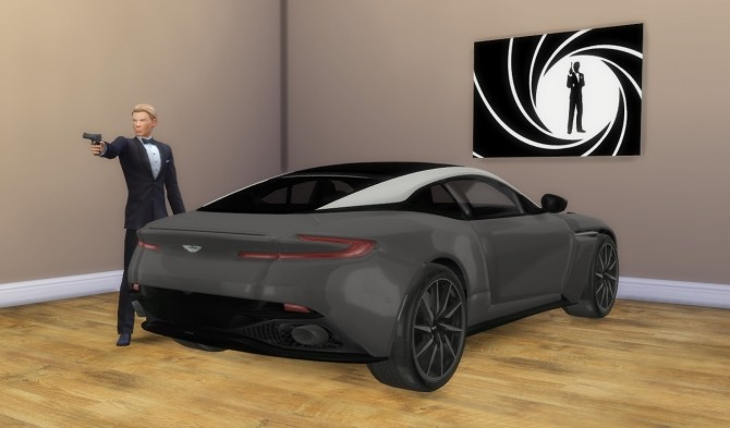 Aston Martin DB11 at LorySims image 3691 670x393 Sims 4 Updates