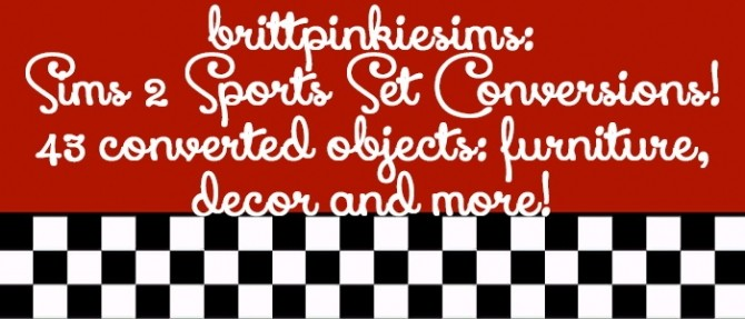Sims 2 Sports Set Conversions at Brittpinkiesims image 3851 670x287 Sims 4 Updates