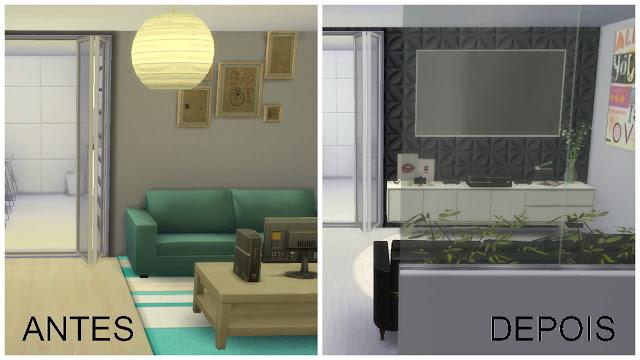 Sims 4 Room of the Akira (the magic japa) at Lily Sims
