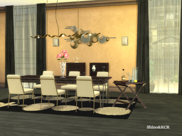 Dining Baker by ShinoKCR at TSR image 418 Sims 4 Updates