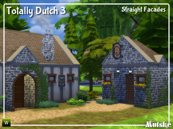 Sims 4 Totally Dutch Part 3 by mutske at TSR