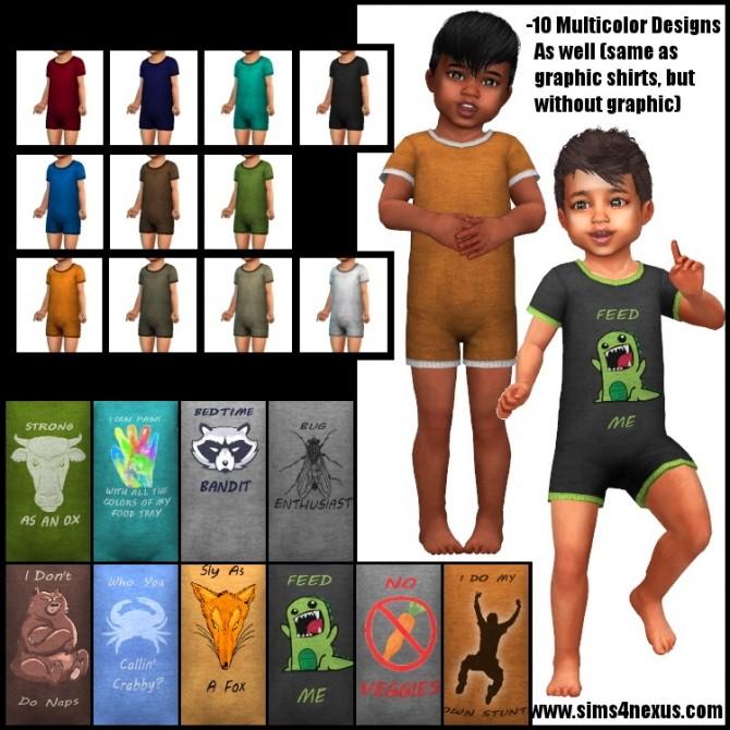 Baby Boys Basic Bedtime Set at Sims 4 Nexus image 464 670x670 Sims 4 Updates