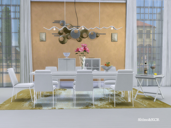 Dining Baker by ShinoKCR at TSR image 518 Sims 4 Updates