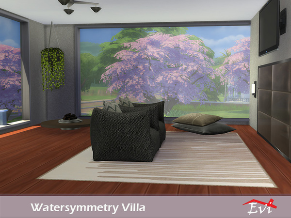 Watersymmetry villa by evi at TSR image 5415 Sims 4 Updates