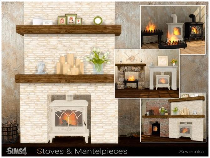 fireplace » Sims 4 Updates » best TS4 CC downloads