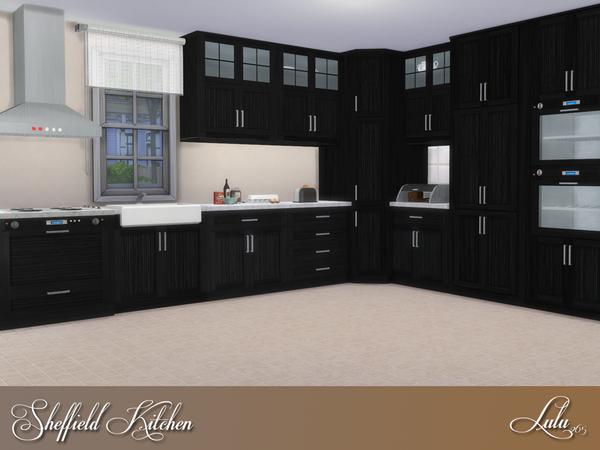 Sheffield Kitchen by Lulu265 at TSR image 7010 Sims 4 Updates