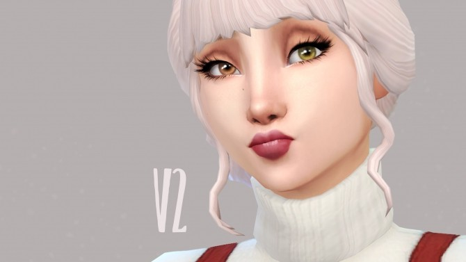 Sims 4 Heterochromia Dreamy Eyes by kellyhb5 at Mod The Sims