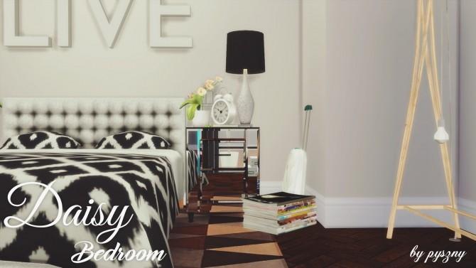 Daisy Bedroom At Pyszny Design 187 Sims 4 Updates