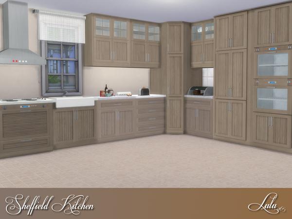 Sheffield Kitchen by Lulu265 at TSR image 7114 Sims 4 Updates