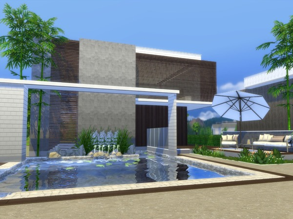 Sienna House By Suzz86 At Tsr Sims 4 Updates