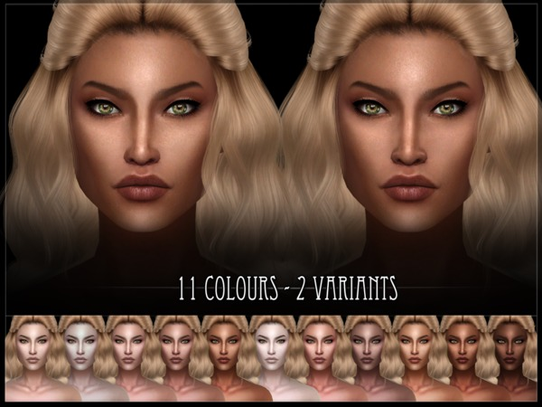 Sims 4 R skin 7 FEMALE by RemusSirion at TSR