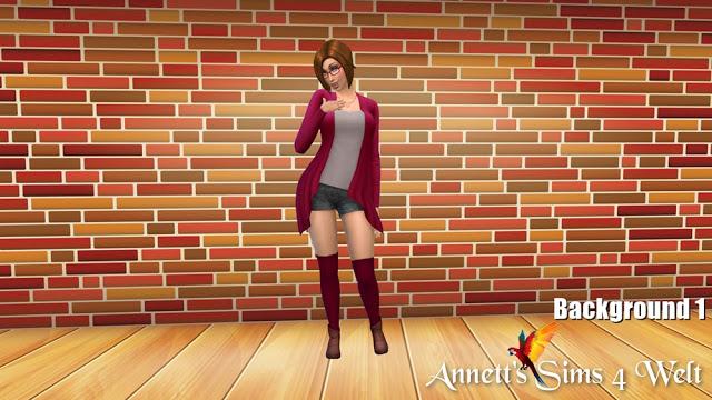 Sims 4 Mega Pack CAS Backgrounds Studio at Annett's Sims 4 Welt
