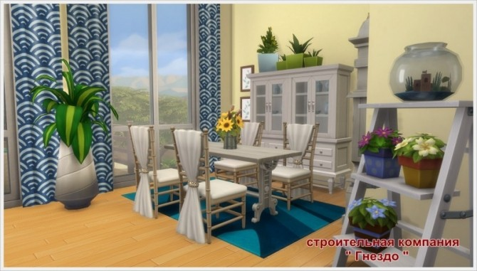 Eleon house at Sims by Mulena image 8611 670x381 Sims 4 Updates