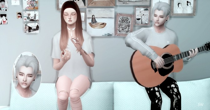 Sing for me Posespack at Simsnema image 9115 670x350 Sims 4 Updates