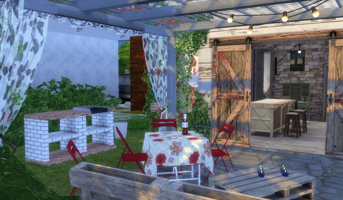 Tiny House 3 by patty3060 at Mod The Sims image 978 670x390 Sims 4 Updates