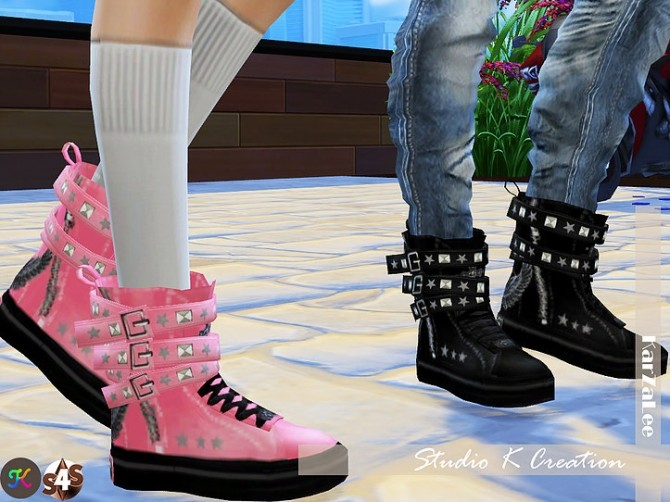 Backle Sneakers at Studio K Creation image 993 670x502 Sims 4 Updates