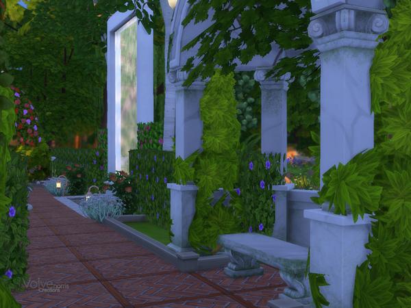Halmstad Mansion by Volvenom at TSR image 1026 Sims 4 Updates