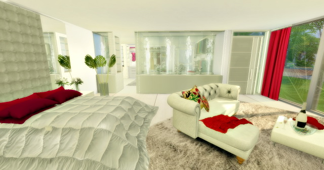 Modern Double Room at Lilly Sims image 10313 Sims 4 Updates
