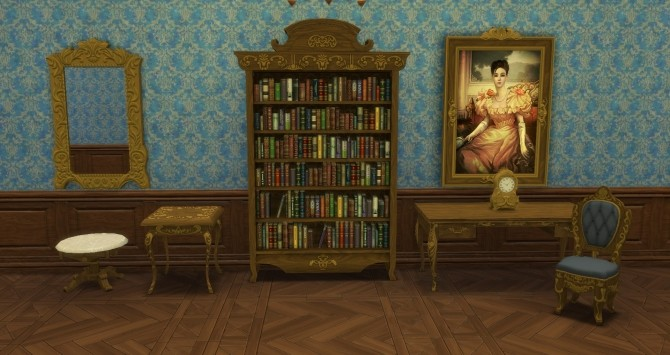 Rococo Objects converted by TheJim07 at Mod The Sims image 10314 670x355 Sims 4 Updates