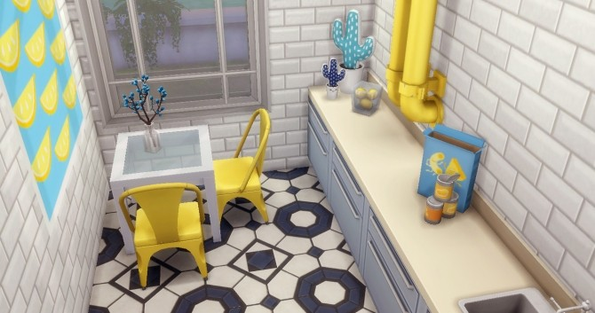 Arthropod Tiles at Hamburger Cakes image 1049 670x353 Sims 4 Updates