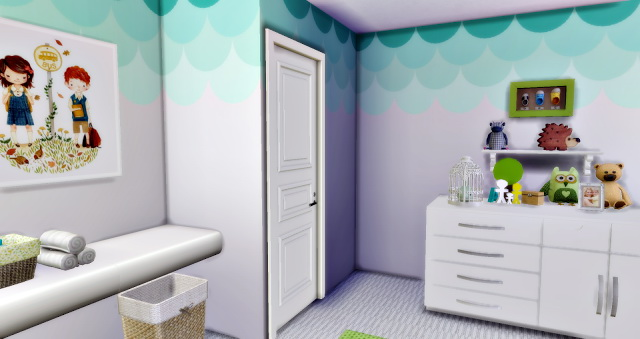 Baby´s Sweet Bedroom at Lily Sims image 1097 Sims 4 Updates