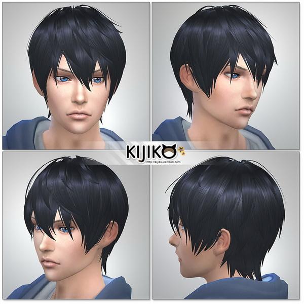 Loves to Swim hair TS4 edition at Kijiko image 1116 Sims 4 Updates