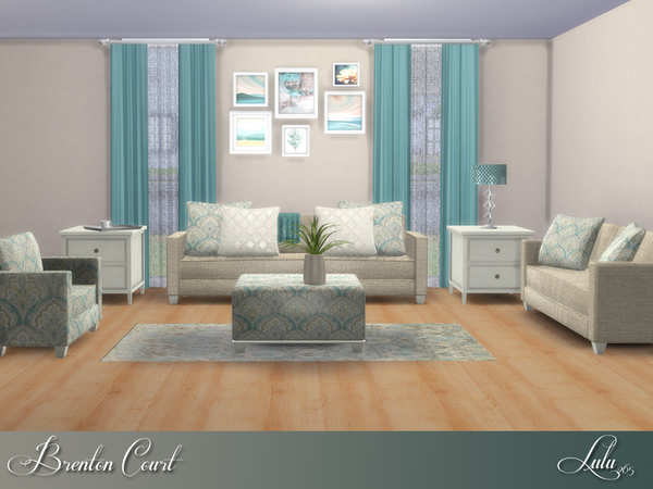 Brenton Court Living by Lulu265 at TSR image 1118 Sims 4 Updates
