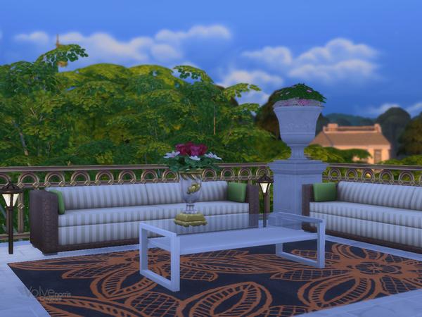 Halmstad Mansion by Volvenom at TSR image 1120 Sims 4 Updates