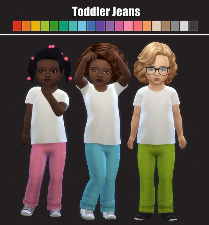 Toddler Jeans at Maimouth Sims4 image 1126 670x720 Sims 4 Updates